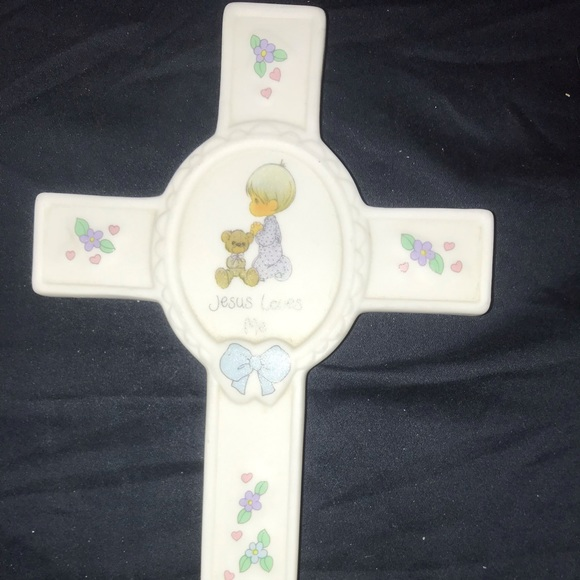 Precious Moments Other - COPY - Precious moments vintage cross